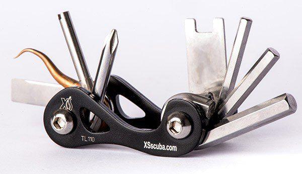 Multi-Tool XS Scuba TL110 - Divernet