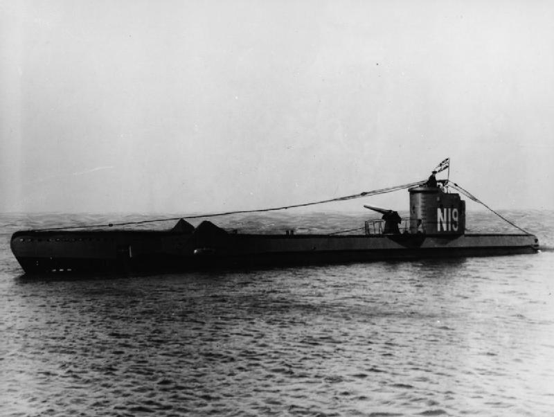 WW2 sub graveyard reported off Tunisia - Divernet