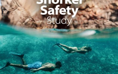 The report that first drew attention to potential pitfalls for snorkellers.